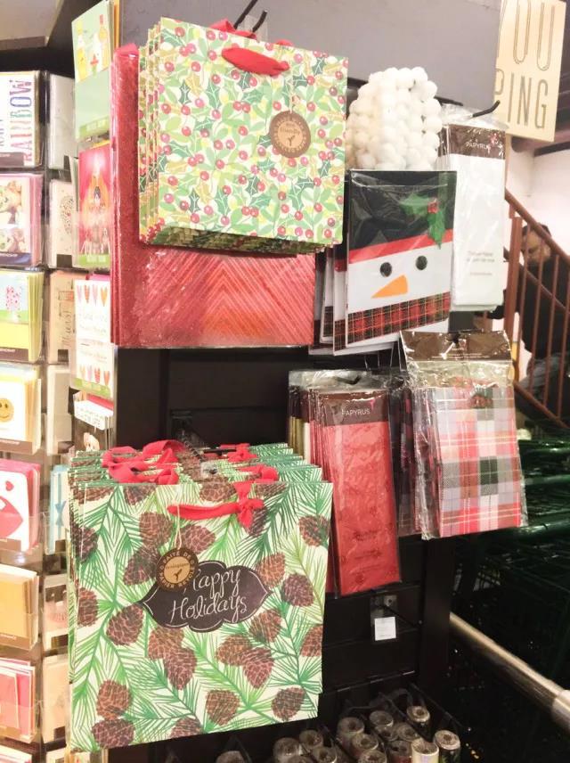 实拍 | 美国超市最新圣诞节热卖单品,全都在这了!